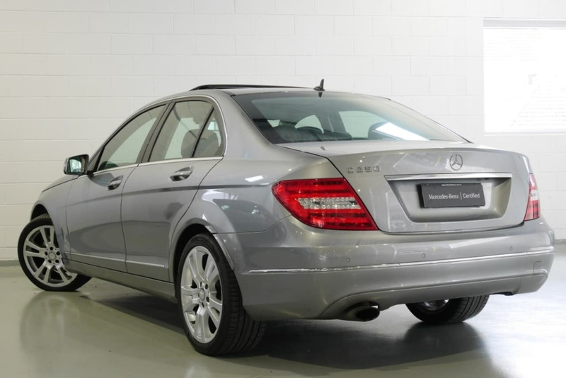 MERCEDES-BENZ C250 Avantgarde W204 Avantgarde Sedan 4dr 7G-TRONIC + 7sp 1.8T [MY13]