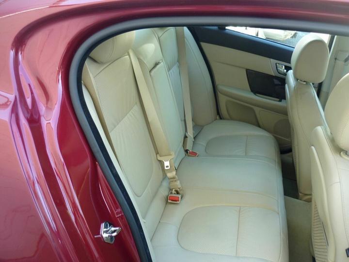 JAGUAR XF SV8 X250 SV8 Sedan 4dr Spts Auto 6sp 4.2SC [Jun]