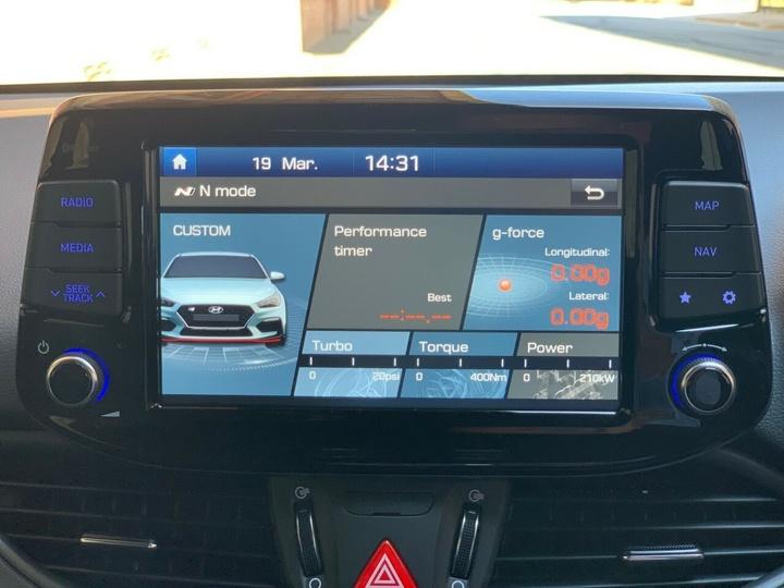 HYUNDAI I30 N PDe.2 N Performance Hatchback 5dr Man 6sp 2.0T [MY18]