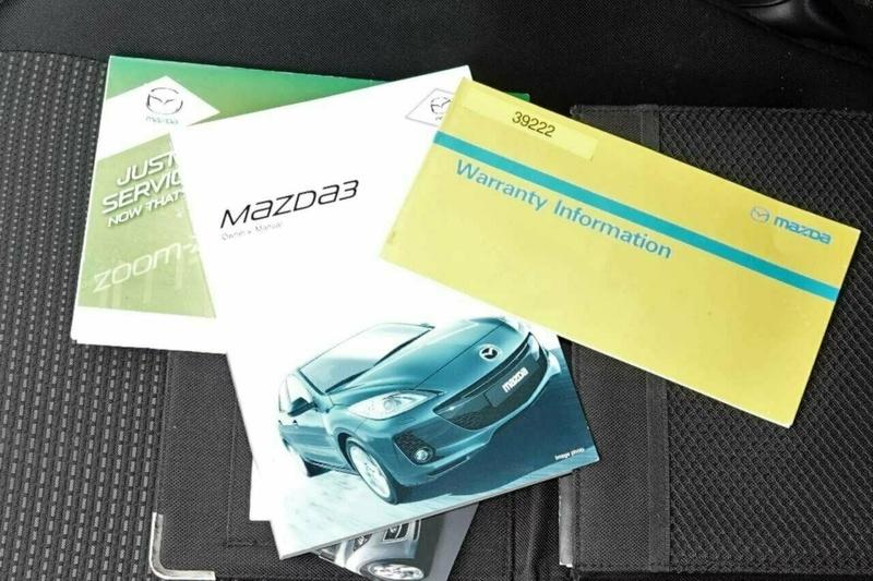 MAZDA 3 Maxx BL Series 1 Maxx Sport Hatchback 5dr Man 6sp 2.0i [MY10]