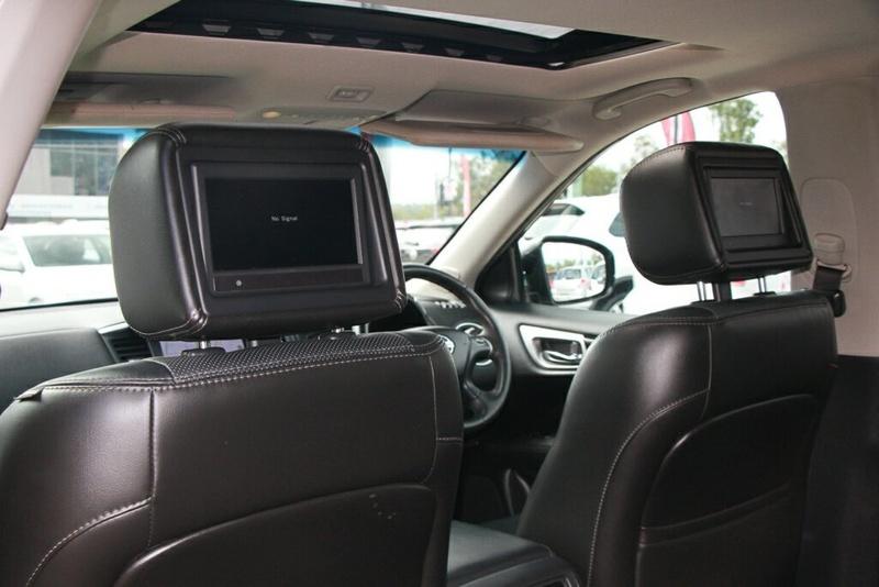 NISSAN PATHFINDER Ti R52 Ti Wagon 7st 5dr X-tronic 1sp 2WD 3.5i [MY14]