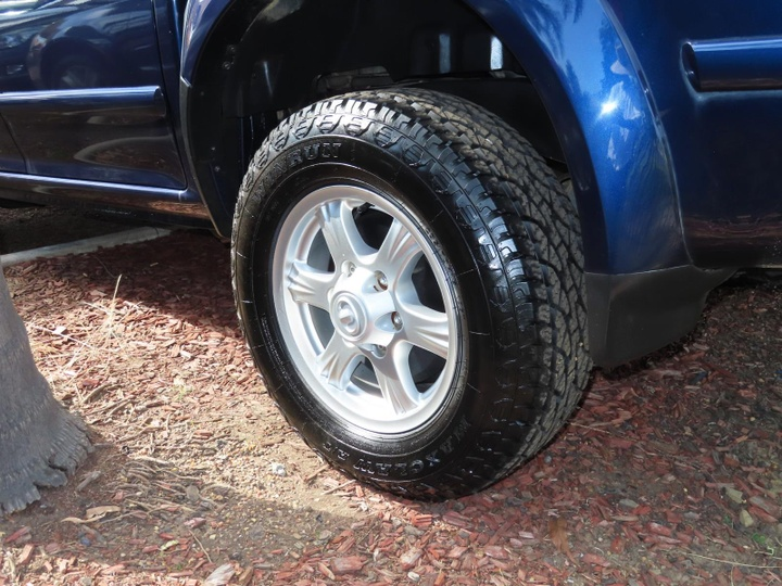 GREAT WALL V200  K2 Utility Dual Cab 4dr Man 6sp 4x4 2.0DT [MY12]