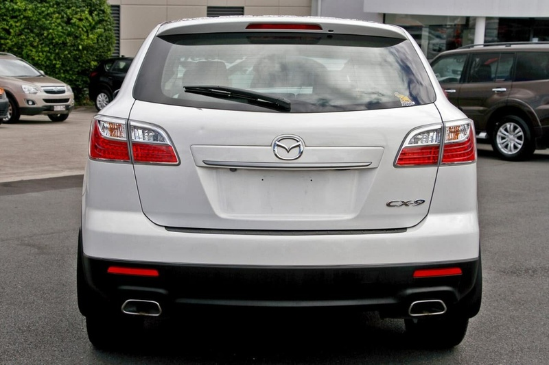 MAZDA CX-9 Grand Touring TB Series 4 Grand Touring Wagon 7st 5dr Spts Auto 6sp 4WD 3.7i [MY12]