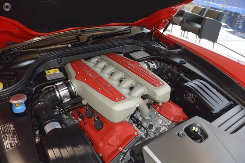 FERRARI 599 FIORANO GTB GTB Coupe 2dr Seq. Mac 6sp 6.0i