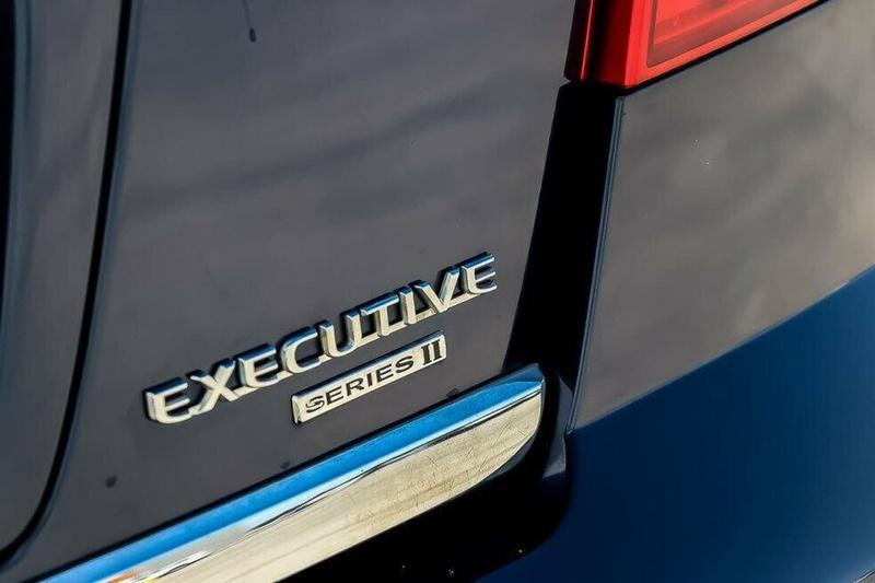 HOLDEN COMMODORE Executive VY II Executive Sedan 4dr Auto 4sp 3.8i