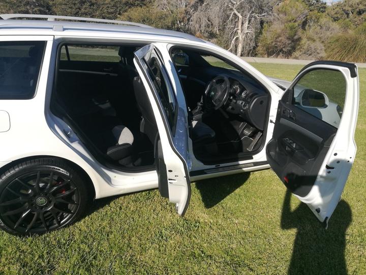 SKODA OCTAVIA RS 1Z RS Wagon 5dr DSG 6sp 2.0T [MY10]