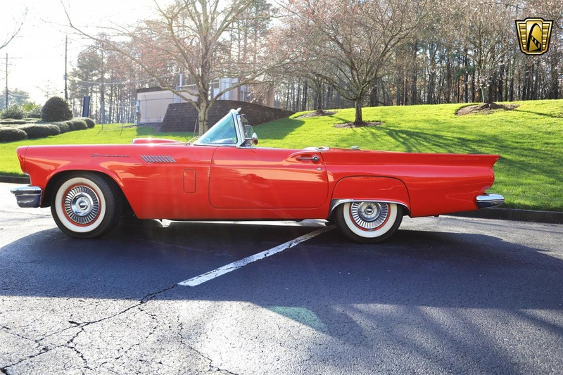 1957 Ford Thunderbird 3 Speed Automatic