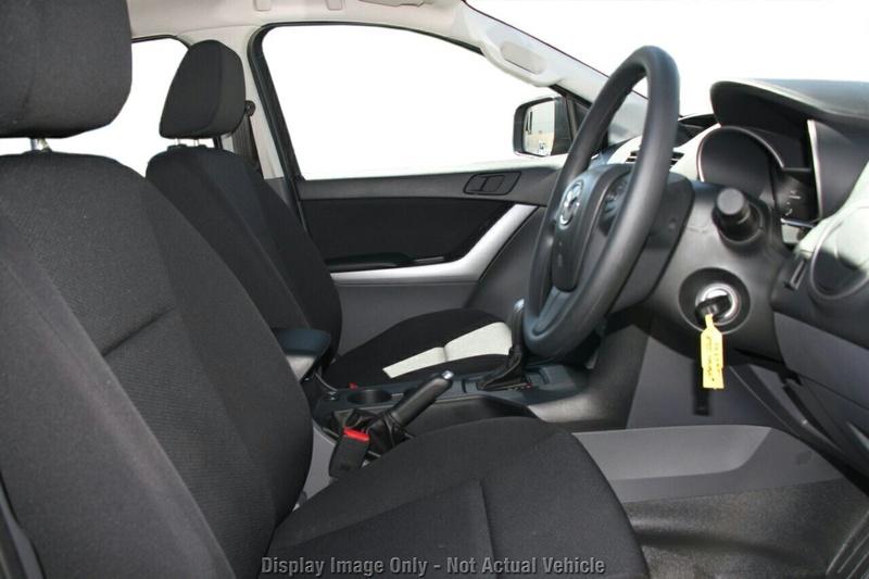 MAZDA BT-50 XT UR XT Hi-Rider Utility Dual Cab 4dr Spts Auto 6sp 4x2 3.2DT