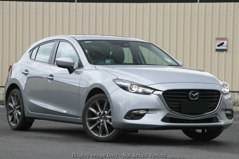 MAZDA 3 SP25 BN Series SP25 Astina Hatchback 5dr SKYACTIV-Drive 6sp 2.5i (5yr warranty) [Aug]