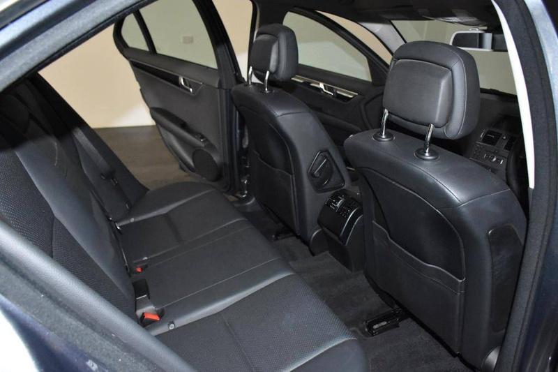 MERCEDES-BENZ C200 Classic W204 Classic Sedan 4dr Spts Auto 5sp 1.8T [MY10]