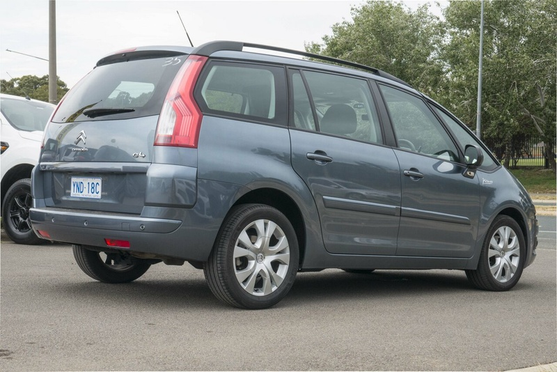 CITROEN C4 PICASSO HDi HDi Wagon 7st 5dr EGS 6sp 2.0DT [Feb]