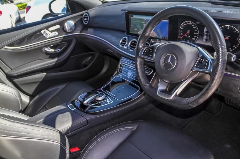 MERCEDES-BENZ E350 d W213 d Sedan 4dr 9G-TRONIC PLUS 9sp 3.0DT [May]