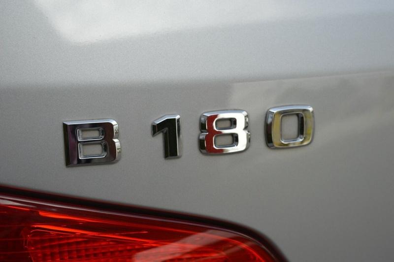 MERCEDES-BENZ B180 BlueEFFICIENCY W246 BlueEFFICIENCY Hatchback 5dr DCT 7sp 1.6T [Mar]