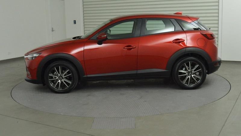 MAZDA CX-3 sTouring DK sTouring Wagon 5dr SKYACTIV-Drive 6sp i-ACTIV AWD 2.0i