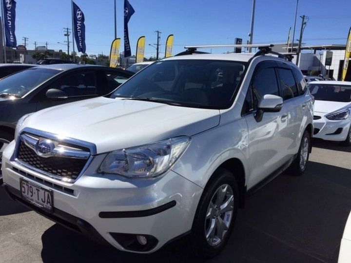 SUBARU FORESTER 2.0D-L S4 2.0D-L. Wagon 5dr Man 6sp AWD 2.0DT [MY13]