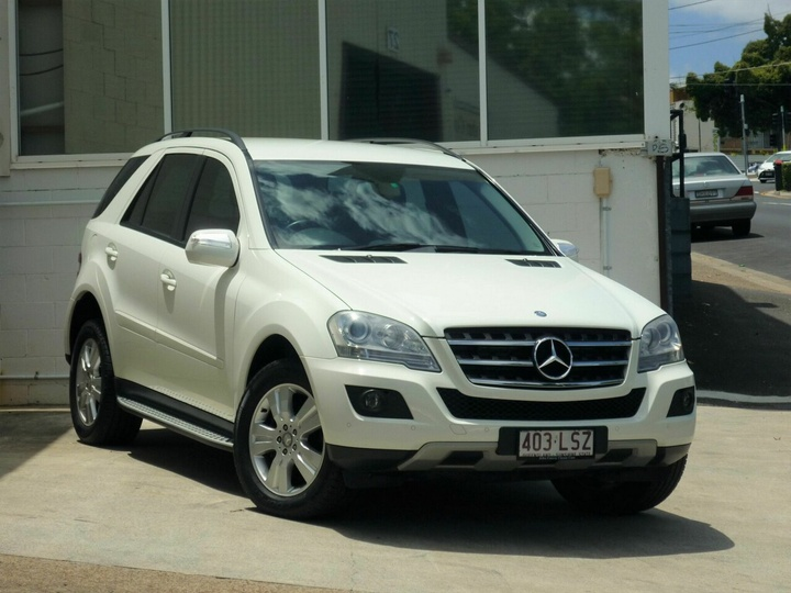 MERCEDES-BENZ ML280 CDI  W164 Wagon 5dr Spts Auto 7sp 4x4 3.0DT [MY09]