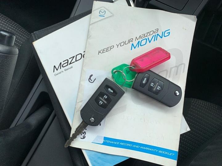 MAZDA 3 Neo BL Series 2 Neo Sedan 4dr Activematic 5sp 2.0i [Sep]