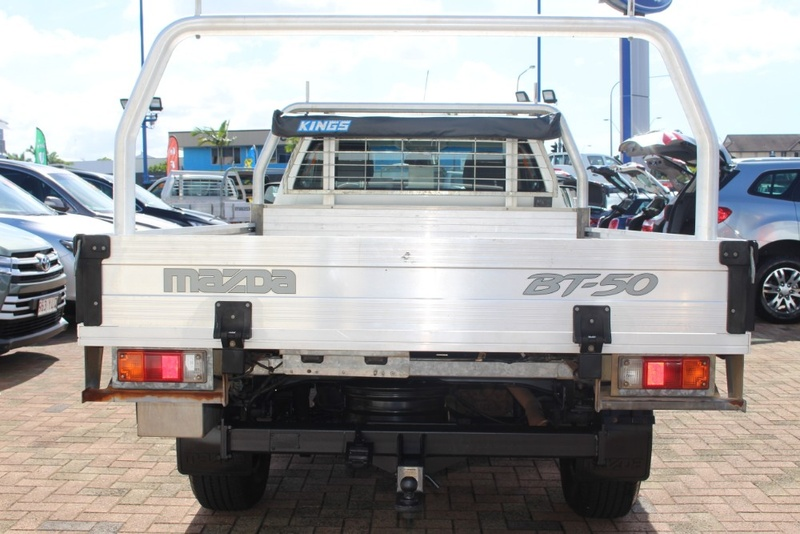 MAZDA BT-50 XT UP XT Hi-Rider Cab Chassis Single Cab 2dr Man 6sp 4x2 3.2DT