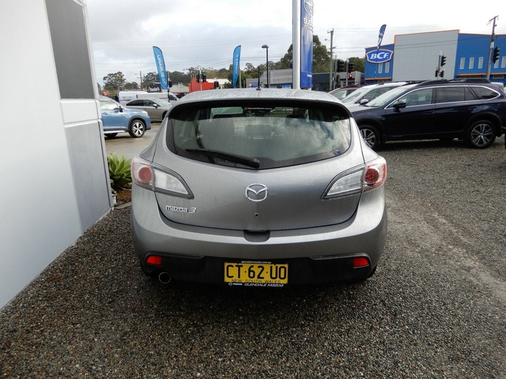 MAZDA 3 Maxx BL Series 1 Maxx Hatchback 5dr Man 6sp 2.0i [Apr]