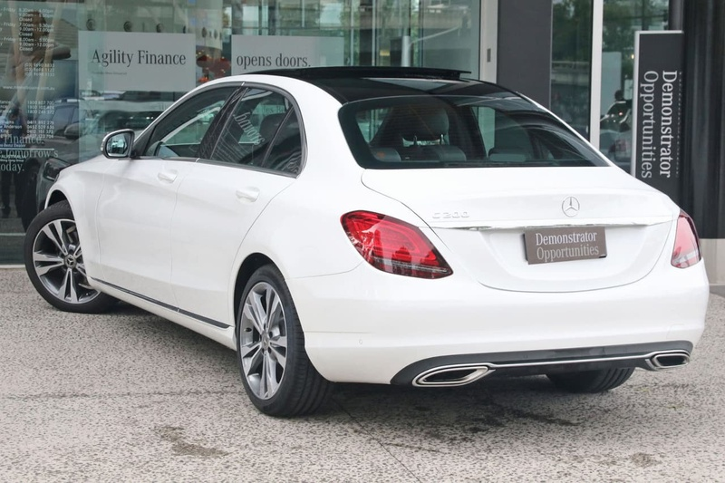 MERCEDES-BENZ C200  W205 Sedan 4dr 9G-TRONIC 9sp 1.5T [Jul]