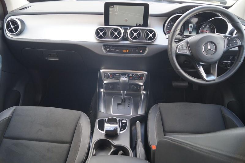 MERCEDES-BENZ X-CLASS X250d 470 X250d Power Utility Dual Cab 4dr Spts Auto 7sp 4MATIC 2.3DTT [Dec]