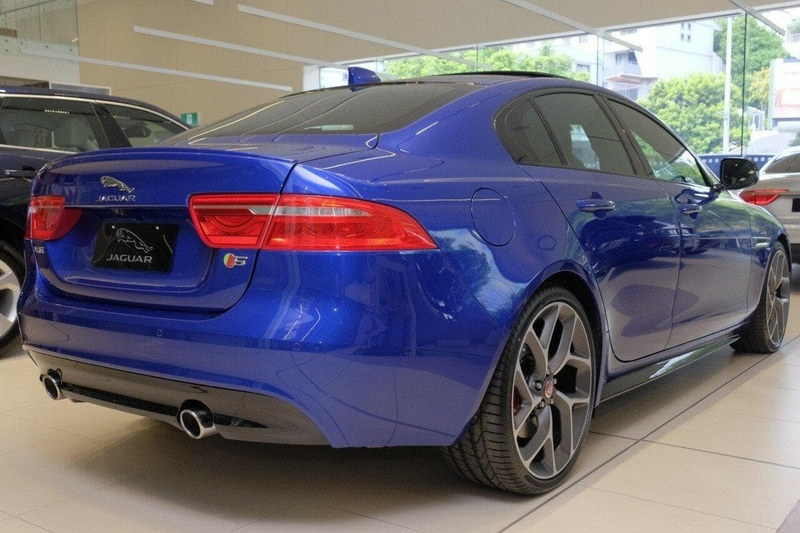 JAGUAR XE S X760 S Sedan 4dr Spts Auto 8sp 3.0SC [MY19]