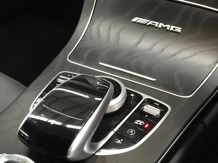 MERCEDES-BENZ C63 AMG A205 AMG S Cabriolet 2dr SPEEDSHIFT MCT 7sp 4.0TT [Jan]