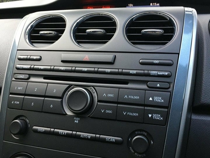 MAZDA CX-7 Classic ER Series 2 Classic Wagon 5dr Activematic 5sp 2.5i