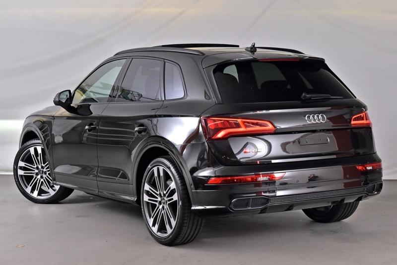 audi q5 black edition fy wagon 5dr tiptronic 8sp quattro 3 0t my19