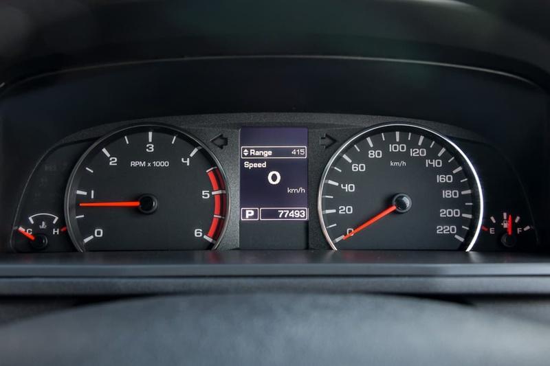 FORD TERRITORY TX SZ MkII TX Wagon 5dr Seq Sport Shift 6sp 2.7DT