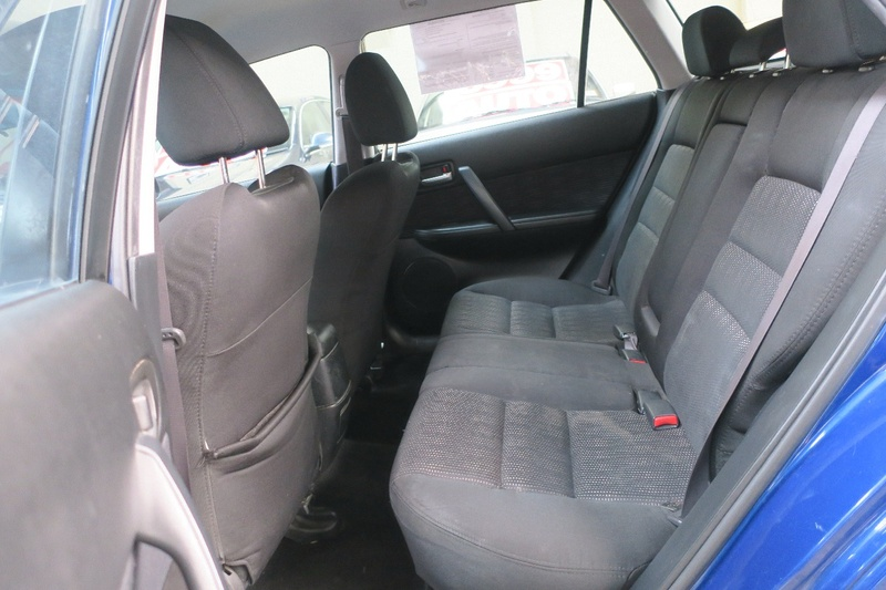 MAZDA 6 Classic GY Series 2 Classic Wagon 5dr Auto 5sp 2.3i