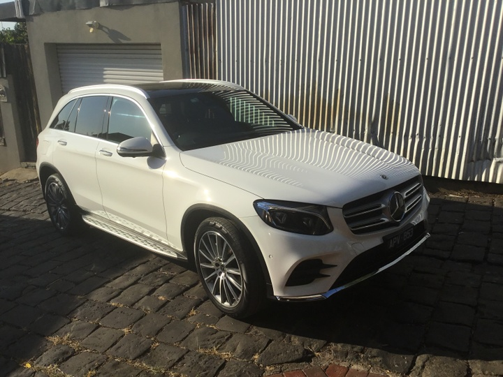 MERCEDES-BENZ GLC250 d X253 d Wagon 5dr 9G-TRONIC 9sp 4MATIC 2.1DTT [Jun]
