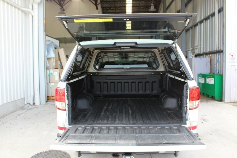 MAZDA BT-50 GT UR GT Utility Dual Cab 4dr Spts Auto 6sp 4x4 3.2DT