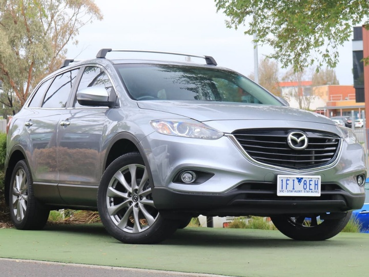 MAZDA CX-9 Luxury TB Series 5 Luxury Wagon 7st 5dr Activematic 6sp 3.7i (FWD)