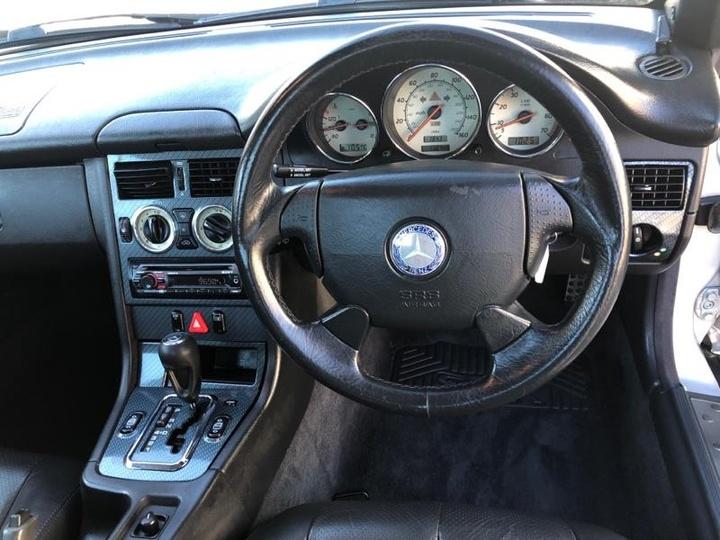 MERCEDES-BENZ SLK230 KOMPRESSOR  R170 Roadster 2dr Auto 5sp 2.3SC [Feb]