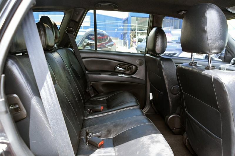 GREAT WALL X240  Wagon 5dr Man 5sp 4x4 2.4i