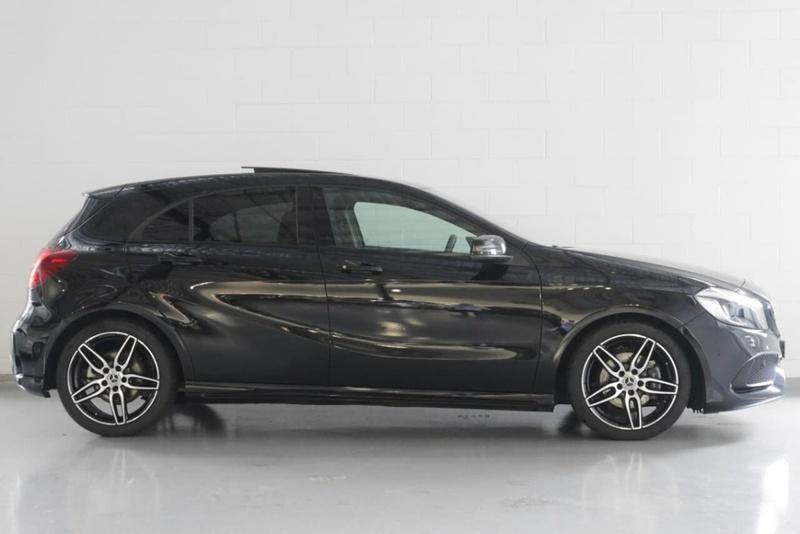 MERCEDES-BENZ A200  W176 Hatchback 5dr D-CT 7sp 1.6T [Dec]