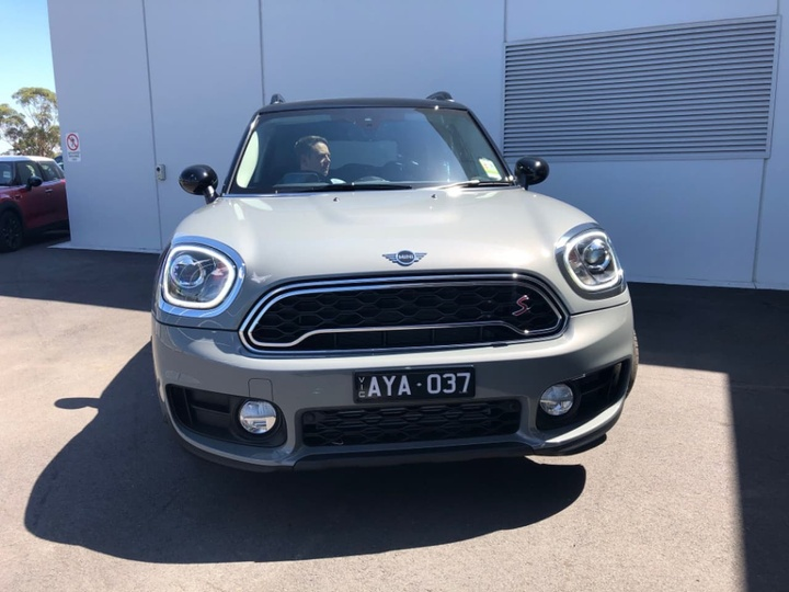 2018 Mini Countryman Cooper S Sports Automatic