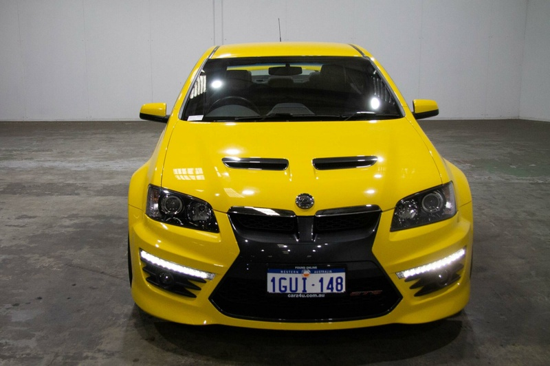 HOLDEN SPECIAL VEHICLES GTS  E Series 2 Sedan 4dr Man 6sp 6.2i
