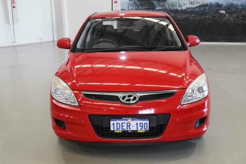 HYUNDAI I30 SX FD SX Hatchback 5dr Auto 4sp 2.0i [MY09]