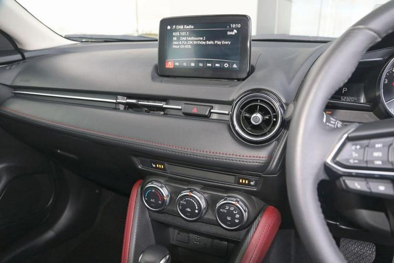 MAZDA CX-3 Akari DK Akari Wagon 5dr SKYACTIV-Drive 6sp i-ACTIV AWD 2.0i
