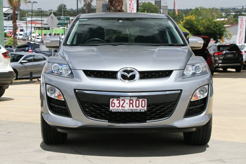 MAZDA CX-7 Classic ER Series 2 Classic Wagon 5dr Activematic 5sp 2.5i