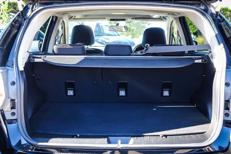 SUBARU XV 2.0i-L G4X 2.0i-L. Wagon 5dr Lineartronic 6sp AWD [MY17]