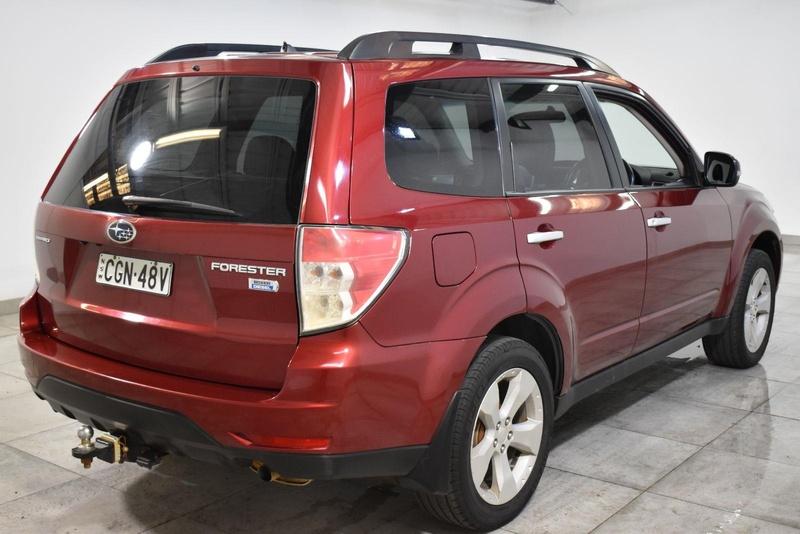 SUBARU FORESTER 2.0D S3 2.0D Premium. Wagon 5dr Man 6sp AWD 2.0DT [MY11]