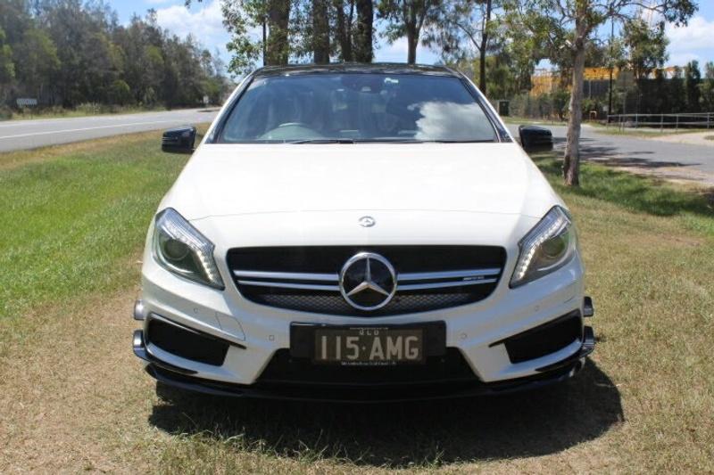 2014 Mercedes Benz A45 Amg