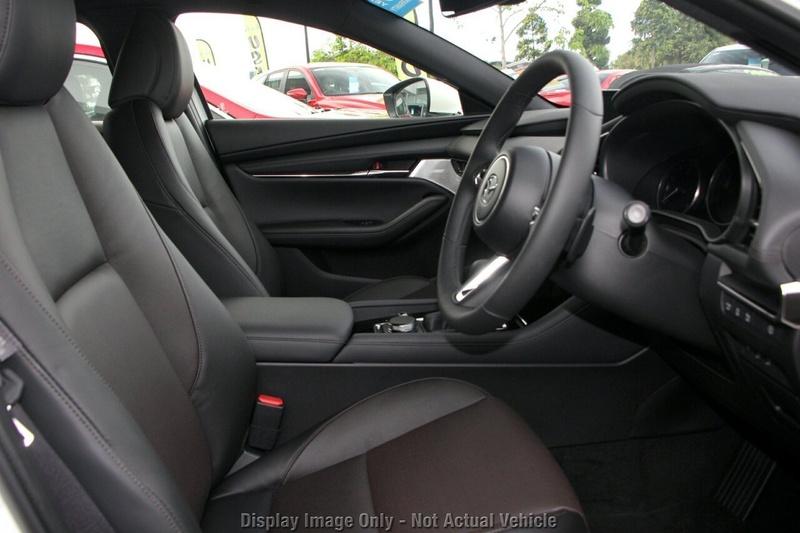 MAZDA 3 G25 BP Series G25 GT Hatchback 5dr SKYACTIV-Drive 6sp 2.5i [Jan]