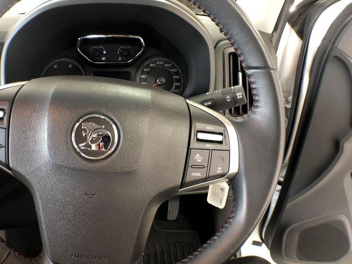 HOLDEN SPECIAL VEHICLES COLORADO SportsCat RG SportsCat Pickup Crew Cab 4dr Spts Auto 6sp 4x4 2.8DT (5yr warranty) [MY19]