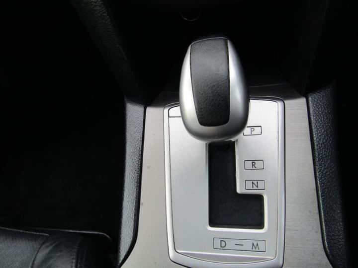 SUBARU OUTBACK 2.5i 4GEN 2.5i Premium. Wagon 5dr Lineartronic 6sp AWD [MY11]