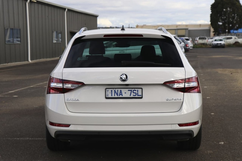 SKODA SUPERB 162TSI NP 162TSI Wagon 5dr DSG 6sp 2.0T [MY19]