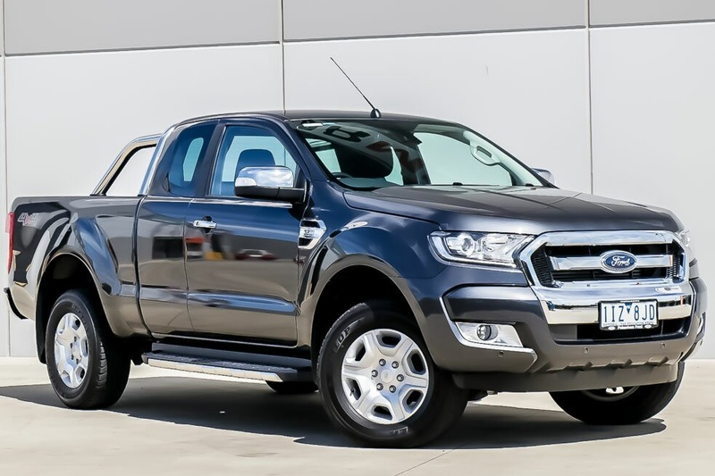 2016 Ford Ranger >> 2016 Ford Ranger Xlt Super Cab Sports Automatic